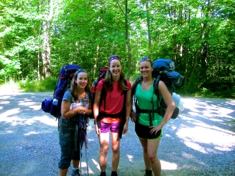Friends are a great resource because you already know and trust them, which is very important out on the trail.