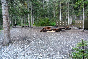 Forks Campsite