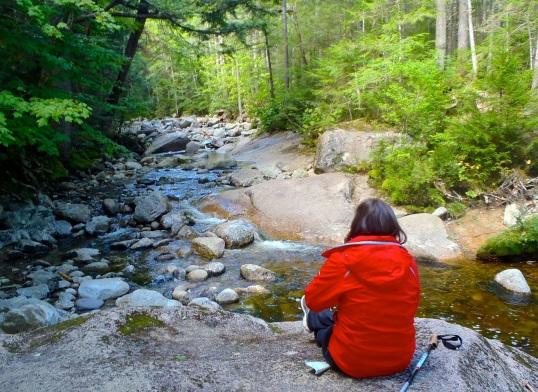 basin cascade stream