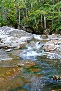 basin cascade trail