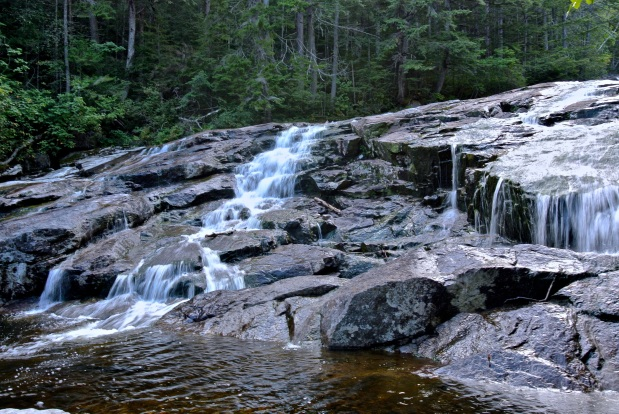 basin cascade falls