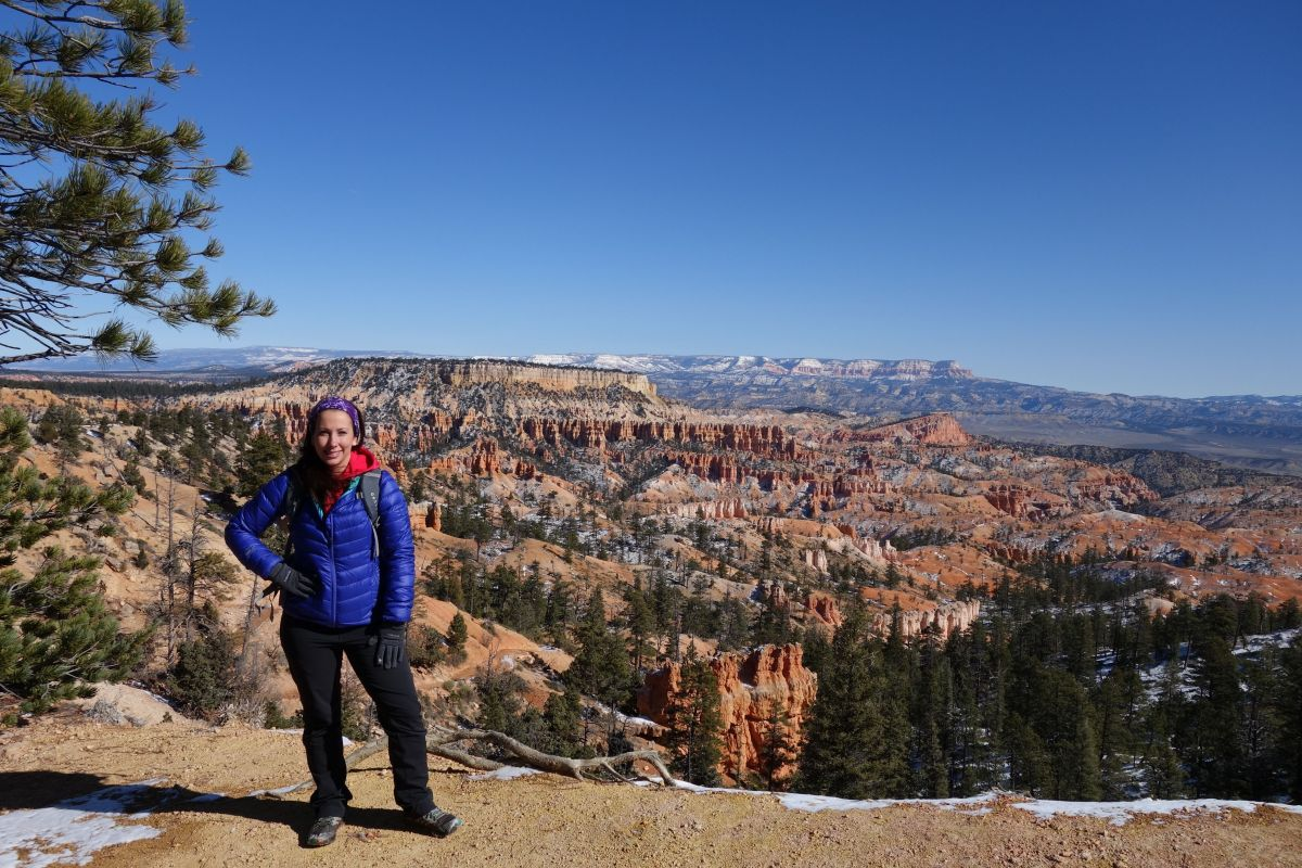 Hiker at Heart: A Year of Adventures,  2015