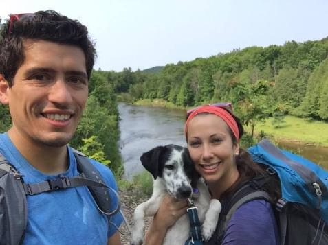 Hiking with Loved Ones in Michigan