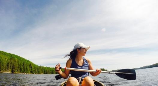 Burnt Island Lake, Algonquin Provincial Park, Ontario