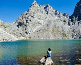 Peak Lakes, Wind River Range, WY