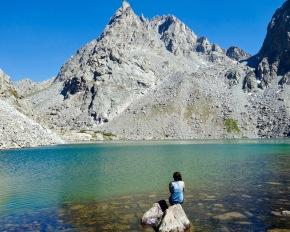Peak Lakes, Wind River Range, WY