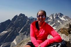 Summit Disappointment Peak, GTNP, WY