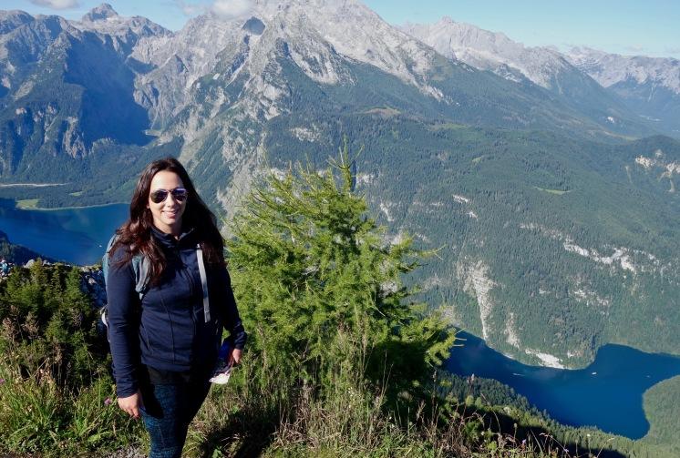 Jenner Mountain, berchtesgaden National Park, Germany