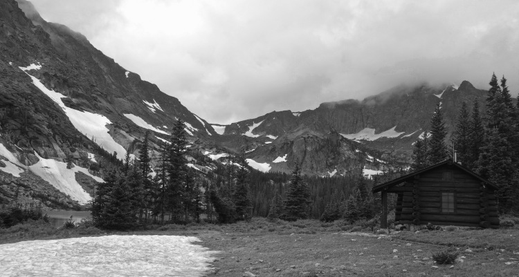 Thunder Lake, Wild Basin