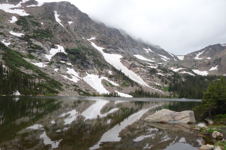 Thunder Lake, Wild Basin