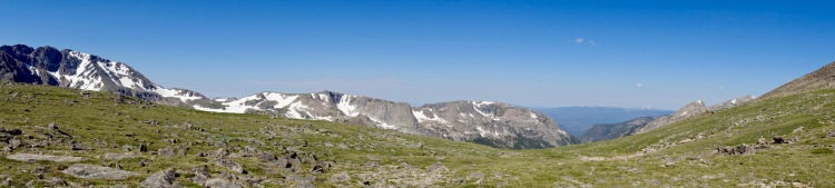 Boulder Grand Pass