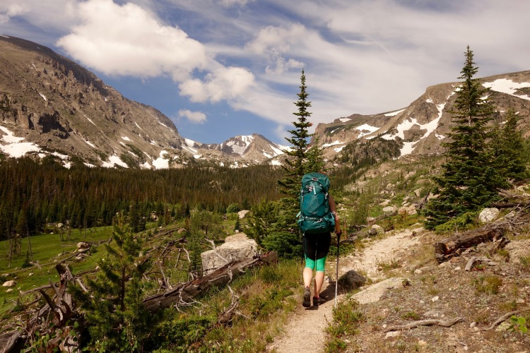 Blue Bird Lake Trail