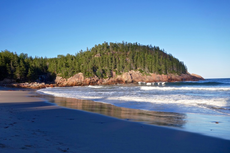 Black Brook Beach